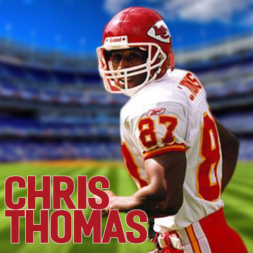 KC Chiefs Chris Thomas